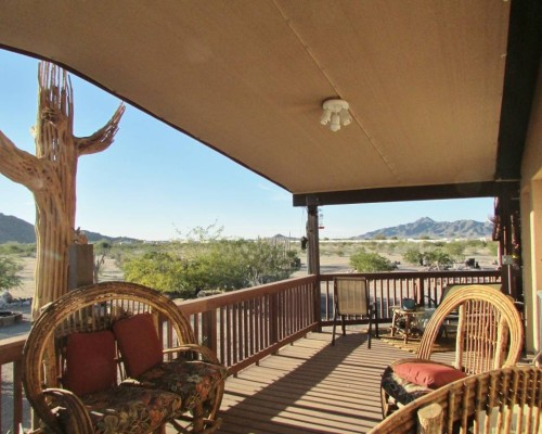Maricopa Acreage Views