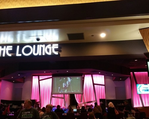 Harrahs Lounge