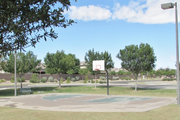 Cobblestone Farms Maricopa Basketball
